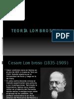 teoria lombrosiana