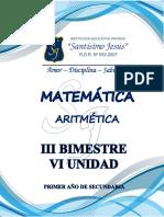 Primer Año Aritmetica (Recuperado)