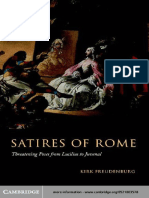 Freudenburg - Satires of Rome