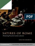 Freudenburg - Satires of Rome
