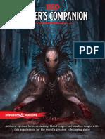 Dark Arts Player's Companion (Complete)