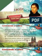 Lutero y La Justificacion Por La Fe