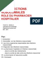 Les Infections Nosocomiales Role Du Pharmacien Hospitalier