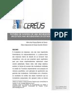 Fatores de Sucesso de Uma Incubadora de Empresas Um Estudo Nas Incubadoras Do Estado Do Tocantins