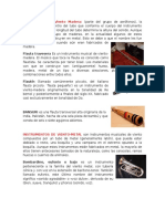 Instrumentos De Viento Madera.docx