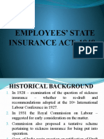 EMPLOYEES' STATE INSURANCE ACT, 1948.pptx