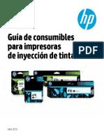 Cartuchos Compatibilidades HP