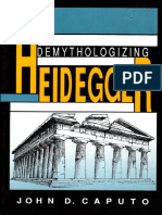 demythologizing heidegger PDF.pdf
