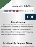 4 reestructura nissan