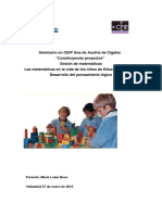 Desarrollo Pensamiento Mat Infantil