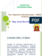 1 -2 Logistica Internacional
