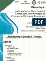 Seminário PPGI - Dissertação (Apresentação)