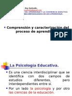 La Psicilogia Educativa y El Aprendizaje