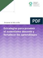 4 Estrategias Para-prevenir El Ausentismo Docente