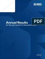 Annual Results 2014 Announcement