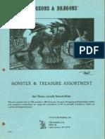 9015 Monster & Treasure Assortment Set 3 Levels 7-9