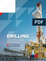 ENSIGN - Drilling