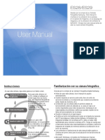 User Manual ES28-ES29 (Sp)