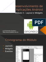 Curso de Android - Módulo 03