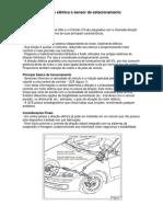 Direção Elétrica e Sensor de Estacionamento