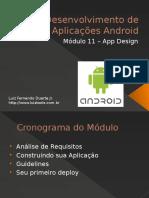 Curso de Android - Módulo 11