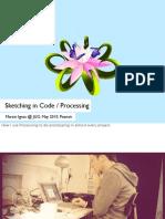 Jug p5 Sketching in Code