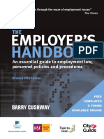 The Employer's Handbook