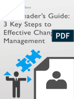 The Leaders Guide 3 Key Steps to Effective Change Management