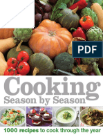 Cooking Season by Season