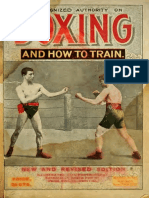 264423434 1913 Boxing and How to Train Sam C Austin PDF