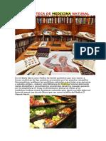 La Biblioteca de Medicina Natural