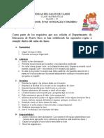 Backup of Reglas Del Salon de Clases