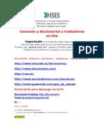 Dicionarios on Line y Para Bajar