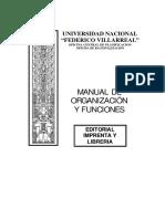 M O F Editorial Universitaria