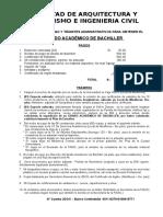 Requisitos Para Bachiller UDCH