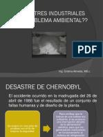 Clase 4. Desastres Industriales