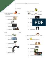 vocabulary quiz 1 modified