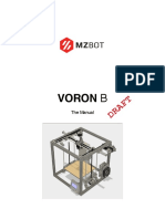 Voron b - The Manual