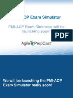 PMI-ACP Exam Simulator