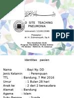 Bst Pneumonia Fix