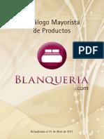 Catalogo Mayor is Ta
