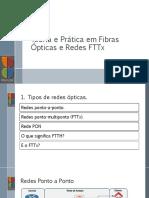 Apostila - Teoria e Prática Em Fibras Ópticas e Redes FTTx - Rev2