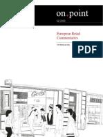 European Retail Commentaries Q2 2009