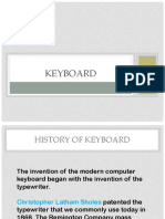 keyboard edited