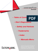 Lexmark Optra C710 5016-001