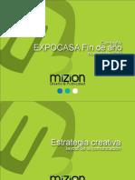 Campaña Publicidad ExpoCasa Findeaño12