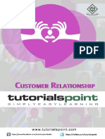 Customer Relationship Management Tutorial