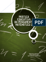 Pratica Educativa Do Pensamento Matematico I