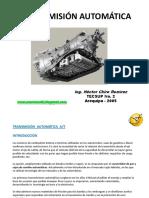 Cajas Automáticas - Ing. Hector Chire