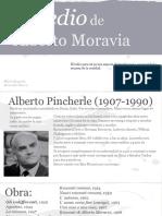 El Tedio de Alberto Moravia